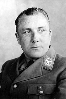 Nazi Party leader and private secretary to Adolf Hitler