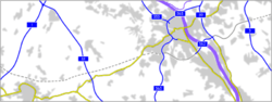 Bundesautobahn 562 map.png