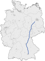 Bundesautobahn 9 map.png