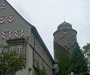 Neuenstein, Hesse - Neuenstein Castle with keep