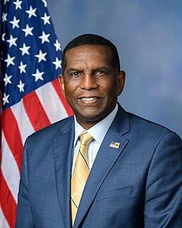 Burgess Owens U.S. Representative from Utah and former professional football player