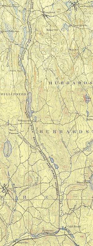 Burnshirt River - Burnshirt River