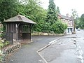 Bus shelter in Wellington Road - geograph.org.uk - 1462212.jpg