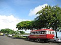 Buses and traffic on the seafront, Apia - panoramio.jpg