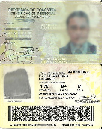 Identity document - Wikiwand