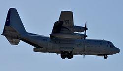 C-130 H Hercules, Chilean Air Force (FACh).JPG