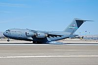 07-7176 - C17 - Air Mobility Command
