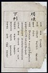 C14 Chinese medication chart; Fanzao, diarrhoea etc. Wellcome L0039613.jpg