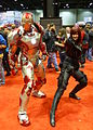 C2E2 2014 - Iron Man & Black Widow (14292345873).jpg