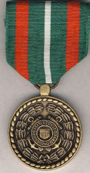 Awards and decorations of the United States Coast Guard - Image: CGAM