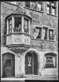 CH-NB - Stein am Rhein, Gasthaus Rother Ochsen, Fassade, vue partielle - Collection Max van Berchem - EAD-6975.tif