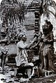 COLLECTIE TROPENMUSEUM Een Balinese beeldhouwer aan het werk TMnr 60050064.jpg