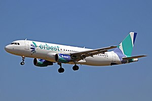 Orbest - Orbest Airbus A320-200