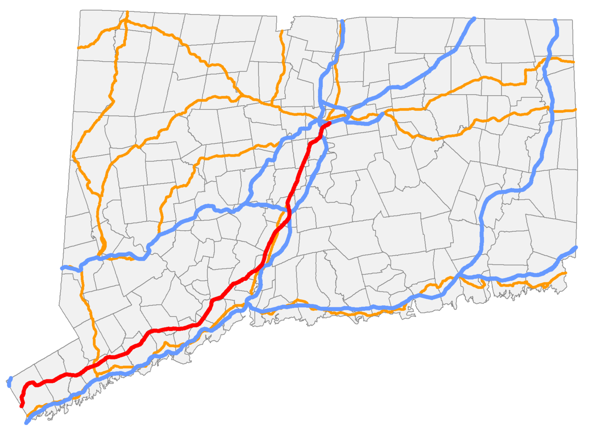 . connecticut route   wikipedia
