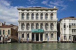 Ca Rezzonico Art museum, Historic site in Venice, Italy