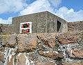 Caûchie Fort d'Saint Aubîn Jèrri Juilet 2009 e.jpg