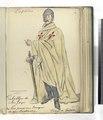 Caballero de Santiago de los primeros tempos de la (...). Traje de guerra. ((Año) 1175) (NYPL b14896507-87359).tiff