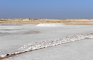 Santa Maria salt ponds