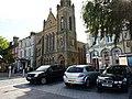 Caernarfon, Eastern end of central square - geograph.org.uk - 2012977.jpg