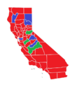California Gubernatorial Election Results by County, 1934.png
