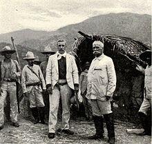 Calixto Garc%C3%ADa and William Ludlow in Cuba%2C 1898
