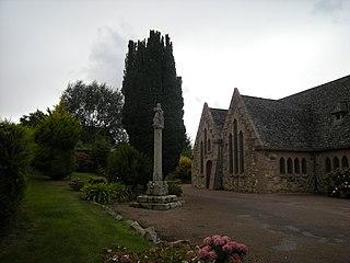 calvaire de la chapelle de Lancerf