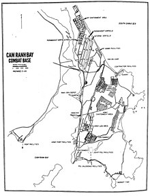 cam ranh bay wikivisually 14th Century Trade Routes map of cam ranh bay u s military facilities 1969 vietnam