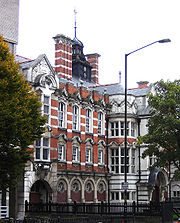 Camberwell College of Arts. (October 2005)