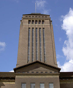 The University Library at Cambridge University