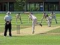 Cambridge University CC v MCC at Cambridge, England 016.jpg