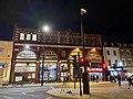 Camden Town tube station at night, August 2021.jpg
