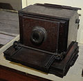 Camera - Jagadish Chandra Bose Museum - Bose Institute - Kolkata 2011-07-26 4031 Cropped.JPG