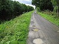 Canal Towpath West of Underwood Lock - geograph.org.uk - 1451555.jpg