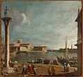 Canaletto - De Bacino di San Marco met de San Giorgio Maggiore - 3191 (OK) - Museum Boijmans Van Beuningen.jpg