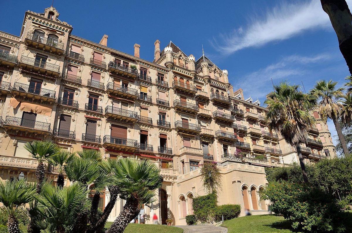 Hotel Du Parc Baden Speisekarte