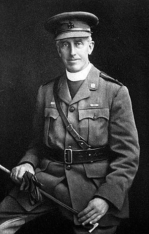 Frederick George Scott - Frederick George Scott during the Great War