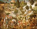 Cappella dei magi, corteo con lorenzo, piero e giovanni de' medici.jpg