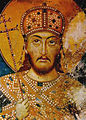 Car Dušan, Manastir Lesnovo, XIV vek.jpg
