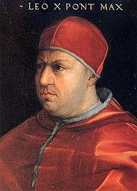 Cardinal Giovanni de' Medici