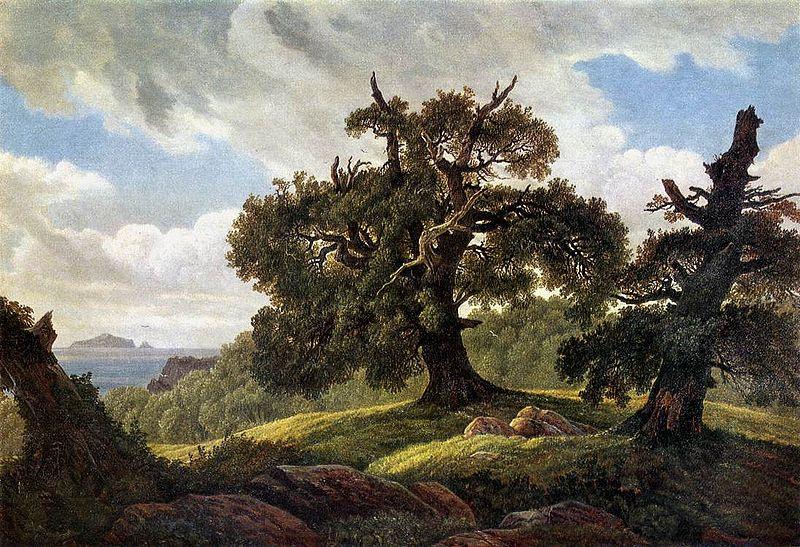 Van Meer Oil Painting