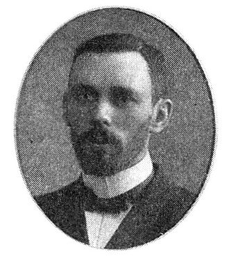 Carl Wilhelm Oseen - C.W. Oseen in 1909, when he became professor at Uppsala university.