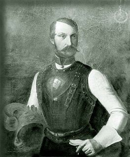 Prince Carl of Solms-Braunfels German royalty, Texas pioneer, New Braunfels, Texas named for him