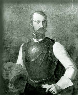 Solms-Braunfels - Carl of Solms-Braunfels (1812–1875), Founder of New Braunfels, Texas
