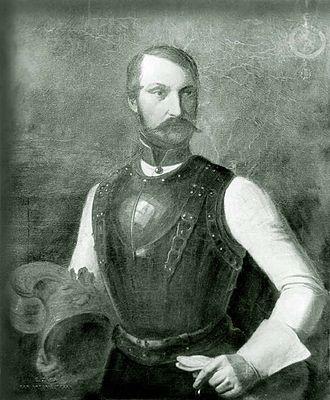 Neustrelitz - Prince Carl of Solms-Braunfels