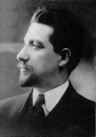 Carlo Tresca - Tresca, photographed in 1910