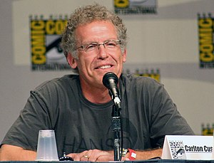 Carlton Cuse - Cuse at the 2007 San Diego Comic-Con International