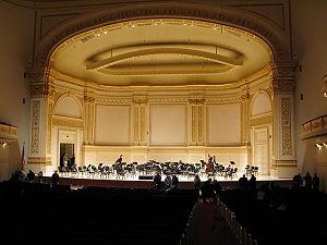 Carnegie Hall - Isaac Stern Auditorium