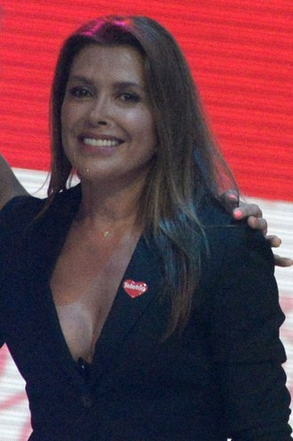 Carolina Arregui - Image: Carolina Arregui (31384846775) (cropped)