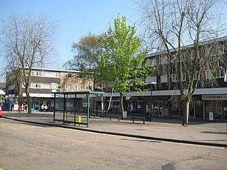 Carpenders Park - Image: Carpenders Park, Delta Gain, The Parade geograph.org.uk 1282480
