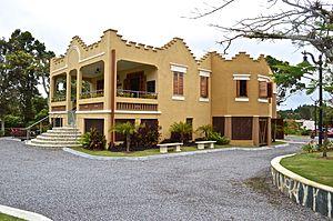 Federico Degetau - Federico Degetau's former home in Aibonito, now a museum